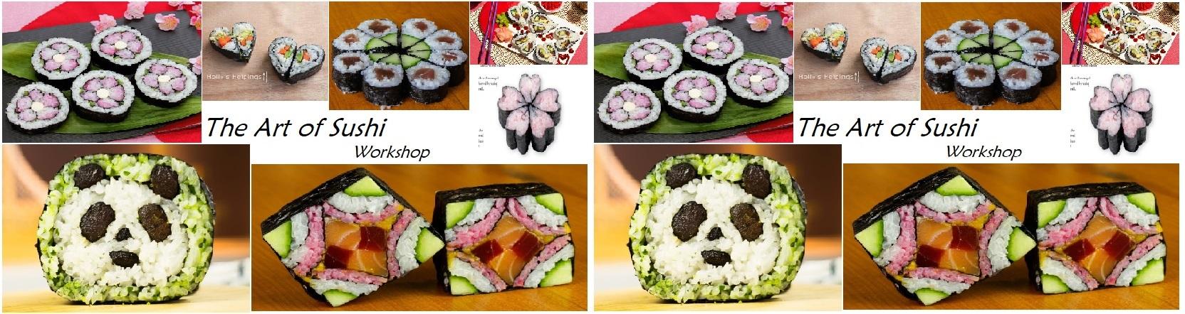 The Art of Sushi Workshop